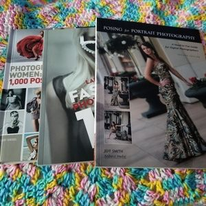 Other - Fashion Photography Book Bundle